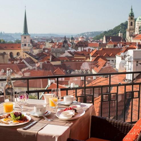 Exclusive restaurants in Prague
