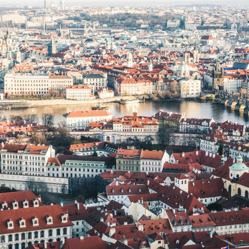Real estate investment options in Prague